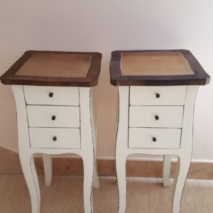 Monica Cedolin - Regency white e cera neutra -
